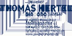 Logo von Juwelier Thomas Hertel