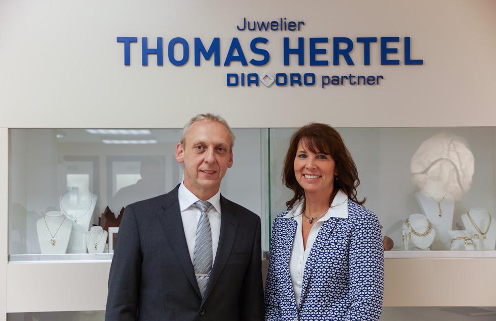 Herzlich willkommen bei Juwelier Thomas Hertel!
